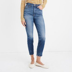 NWT Rivet & Thread Perfect Vintage Crop Jeans 28